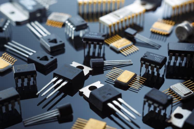 Electronic Parts UK