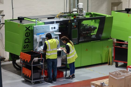 Injection Moulding Driver