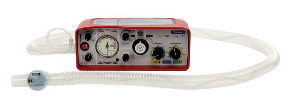 6 week turnaround for new ParaPAC ventilators 4